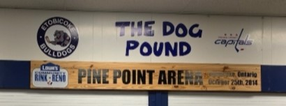 DOG POUND SNACK BAR